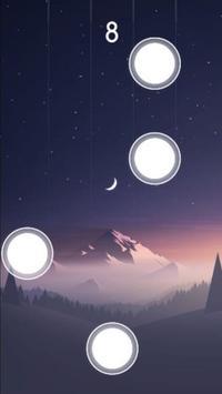 Naruto Shippuden - Piano Dots - Man of the World screenshot 2