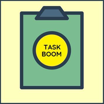 Task Boom poster