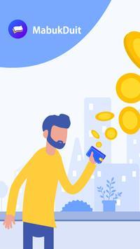 MabukDuit -  Dapatkan uang & Jadi duit poster