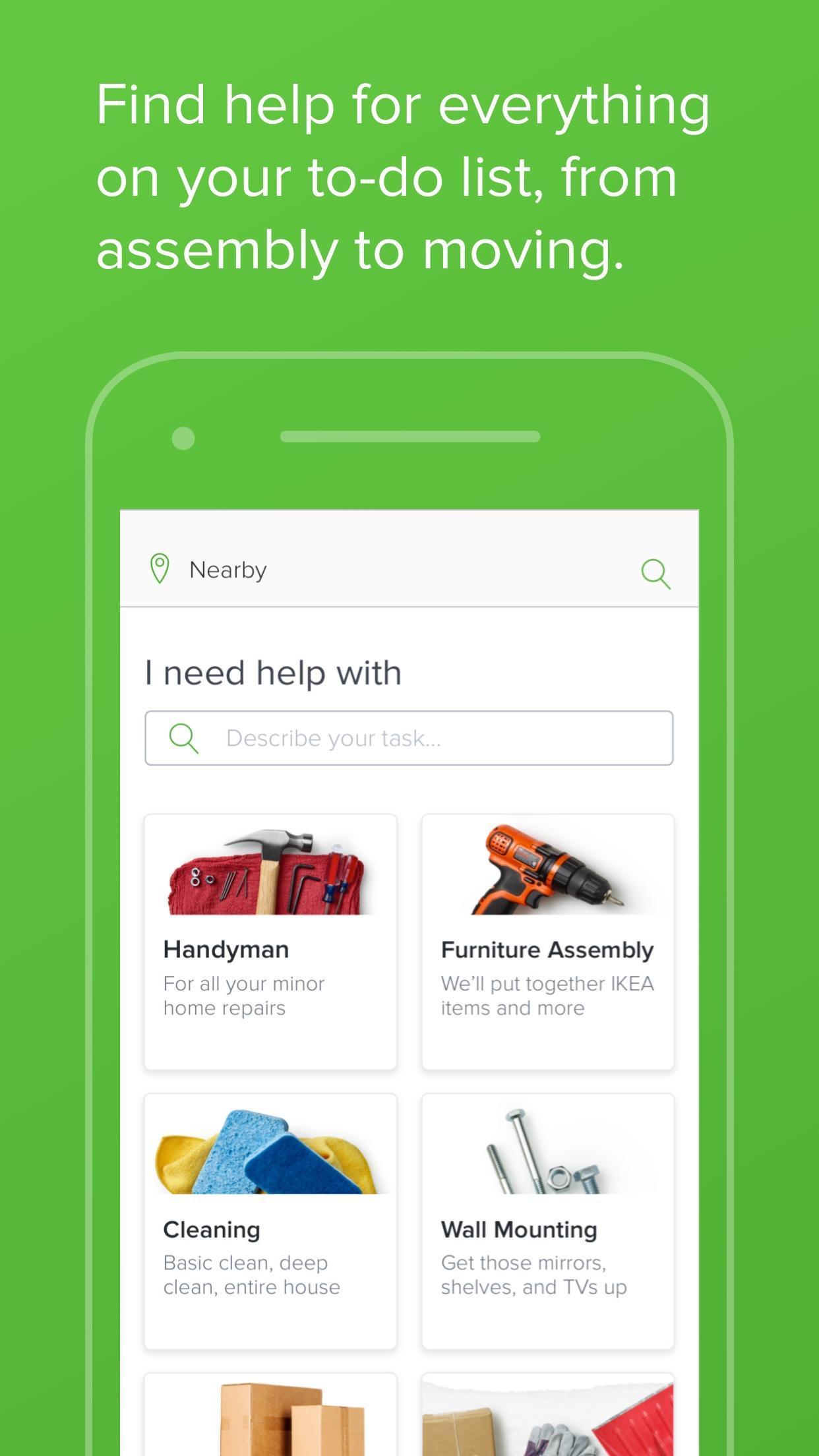 TaskRabbit for Android - APK Download