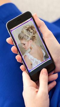 تسريحات الزفاف screenshot 3