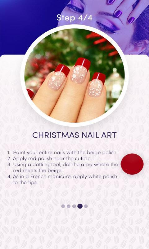 Simple Nail Art Designs Trendy Makeup Nailbook App for