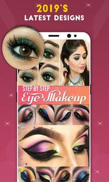 Eyes Makeup Tutorials: Trendy Makeup Tips 2019 poster