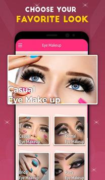 Eyes Makeup Tutorials: Trendy Makeup Tips 2019 screenshot 14