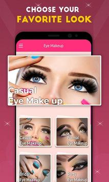 Eyes Makeup Tutorials: Trendy Makeup Tips 2019 screenshot 4