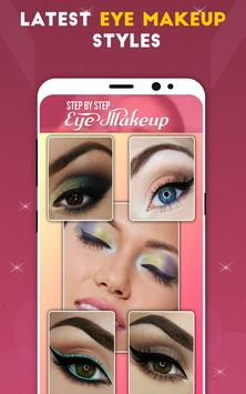 Eyes Makeup Tutorials: Trendy Makeup Tips 2019 screenshot 7
