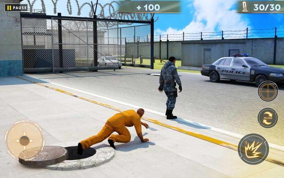 Prison Survive Break Escape screenshot 1