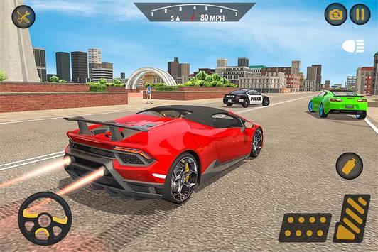 Extreme Car Driving 2020: Drift Car Racing Game poster
