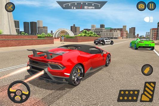 Extreme Car Driving 2020: Drift Car Racing Game screenshot 8