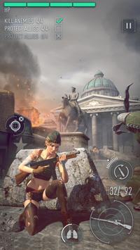 Kiss of War تصوير الشاشة 2