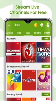 tapmad TV – Live TV, Sports, Drama & Movies Screenshot 4