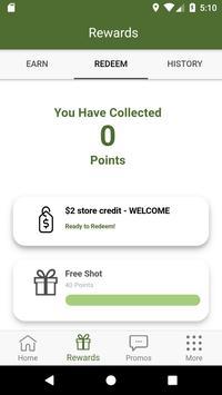 Blended Smoothies Rewards screenshot 1
