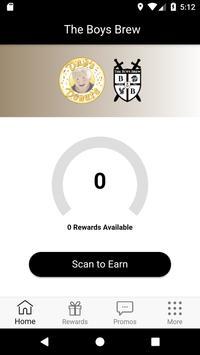 The Boys Brew Rewards poster