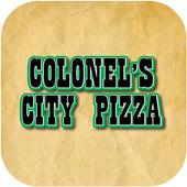 Colonel City Pizza Rewards icon