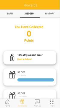 HK Sweets Rewards screenshot 1