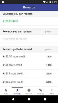 Zion Blues Cafe Rewards screenshot 1