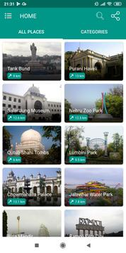 Hyderabad City Guide screenshot 1