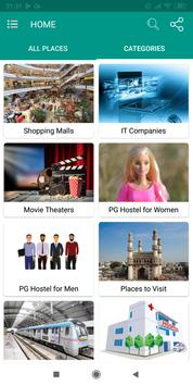 Hyderabad City Guide screenshot 2