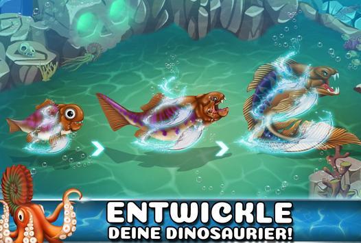 Jurassic Dino Water World-Dino Wasserwelt Screenshot 9