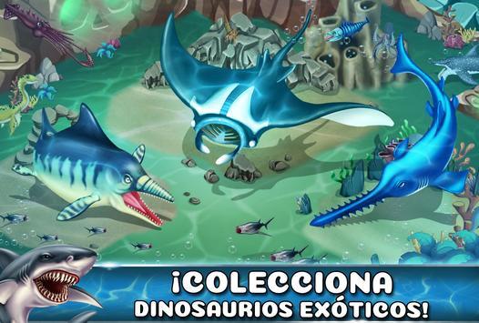 Jurassic Dino Water World-Mundo del agua dino captura de pantalla 11