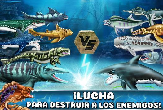Jurassic Dino Water World-Mundo del agua dino captura de pantalla 2