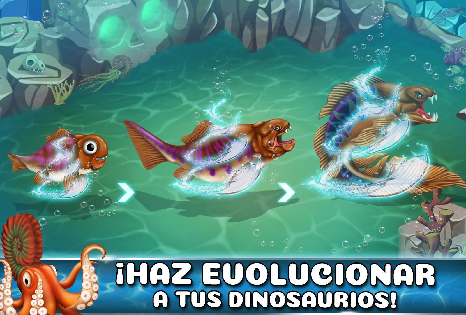 Jurassic Dino Water World Mundo Del Agua Dino For Android - roblox underwater world