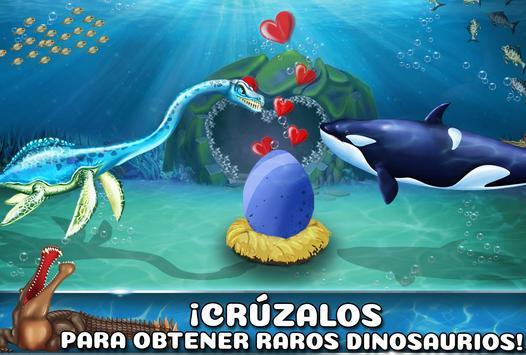 Jurassic Dino Water World-Mundo del agua dino captura de pantalla 8