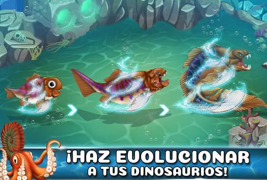 Jurassic Dino Water World-Mundo del agua dino captura de pantalla 9