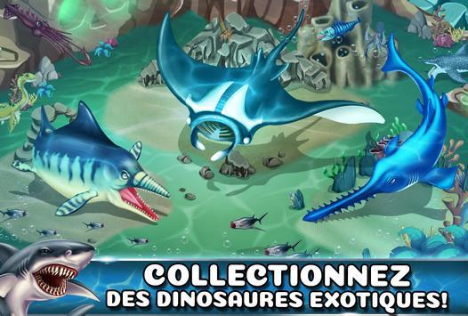 Jurassic Dino Water World-Monde de l'eau Dino capture d'écran 1