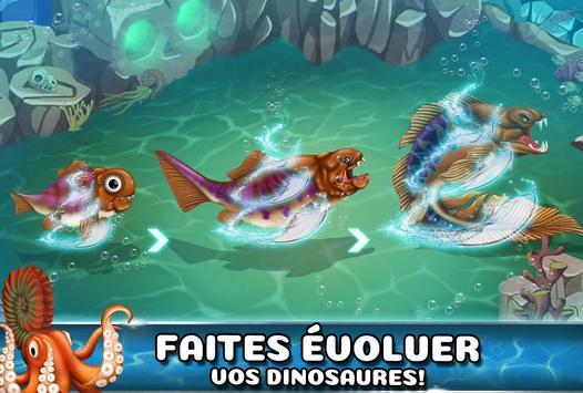 Jurassic Dino Water World-Monde de l'eau Dino capture d'écran 4