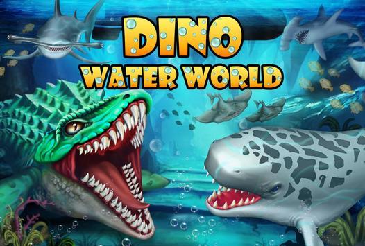 Jurassic Dino Water World-Monde de l'eau Dino capture d'écran 5