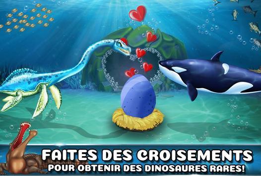 Jurassic Dino Water World-Monde de l'eau Dino capture d'écran 8