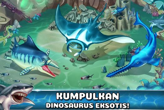 Dino Water World screenshot 1