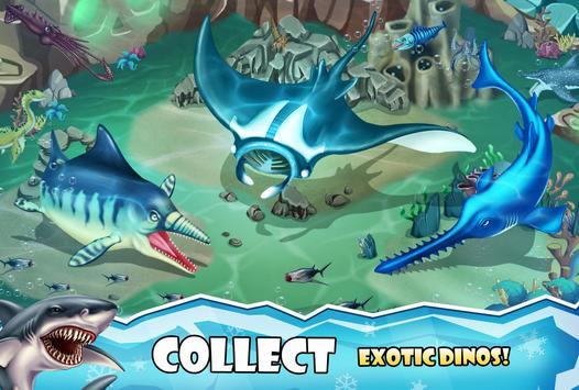 Jurassic Dino Water World-Dino Su Dünyası Ekran Görüntüsü 1