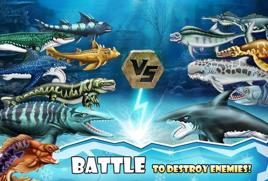 Jurassic Dino Water World-Dino Su Dünyası Ekran Görüntüsü 2
