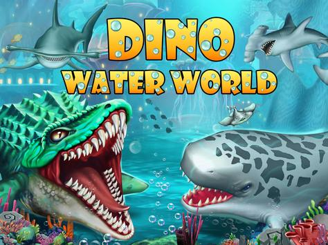 Jurassic Dino Water World screenshot 5