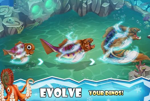 Jurassic Dino Water World-Dino Su Dünyası Ekran Görüntüsü 9