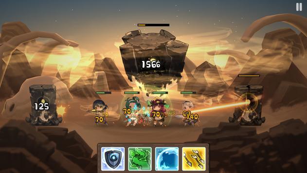 Bistro Heroes captura de pantalla 4