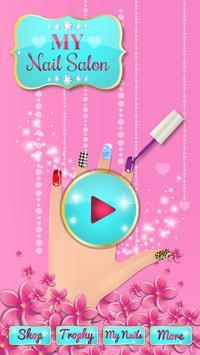 Nail Salon Makeover screenshot 17