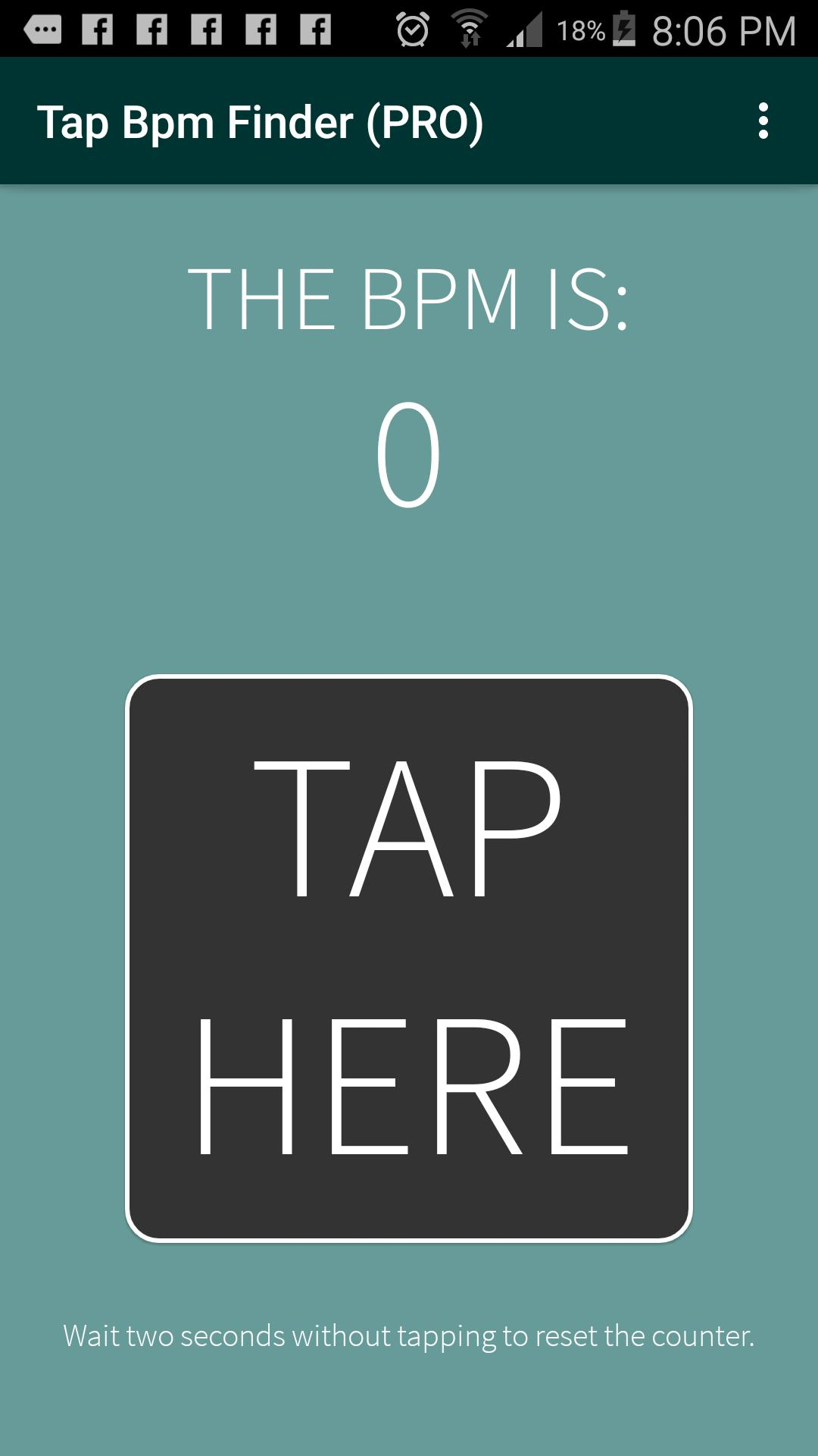 Tap Bpm Finder for Android - APK Download