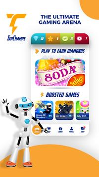 Tapchamps Rewarded Play: Play Games&Win Gift Cards ảnh chụp màn hình 6