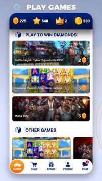 Tapchamps Rewarded Play: Play Games&Win Gift Cards ảnh chụp màn hình 1