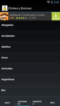 Chistes y Bromas screenshot 1