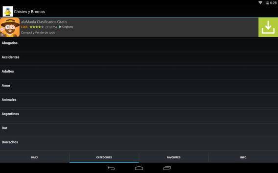 Chistes y Bromas screenshot 3