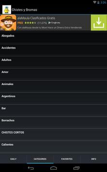 Chistes y Bromas screenshot 5