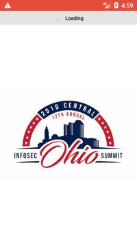 2019 Central OH InfoSec Summit poster