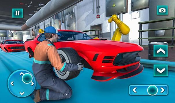 Car Builder Mechanic screenshot 11