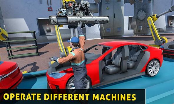 Car Builder Mechanic screenshot 1