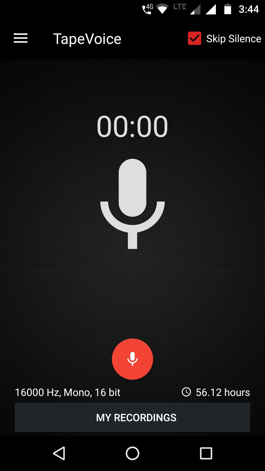 Smart Recorder , Voice Recorder - TapeVoice for Android - APK Download