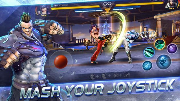 Final Fighter imagem de tela 1